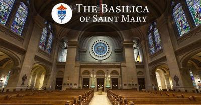 Basilica of Saint Mary Gigapixel