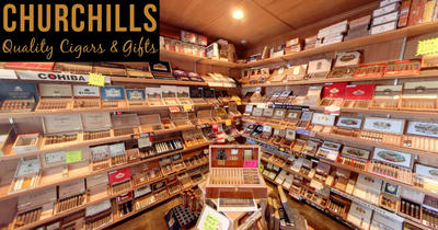 Churchills Cigars and Gifts