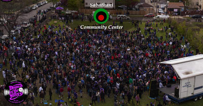 Prince Block Party Gigapixel - courtesy of Down in the Valley
