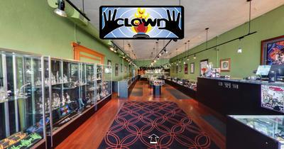 Clown Glass Virtual Tour