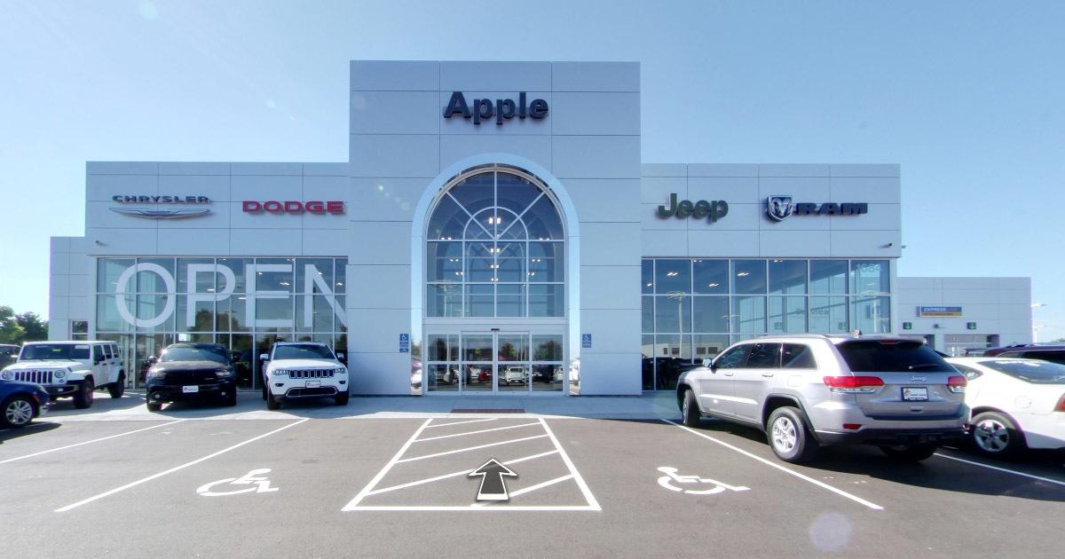 Apple Chrysler Dodge Jeep Ram - Shakopee