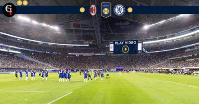 AC Milan v. Chelsea FC - US Bank Stadium Gigapixel