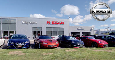 Wayzata Nissan Virtual Tour