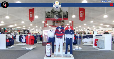 2016 Ryder Cup Store Virtual Tour