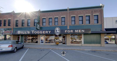 Bills Toggery Virtual Tour