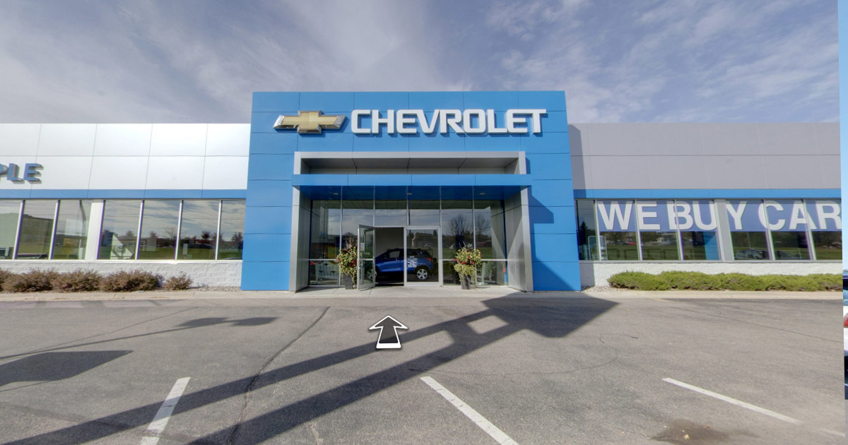 Apple Chevrolet Buick - Northfield Virtual Tour