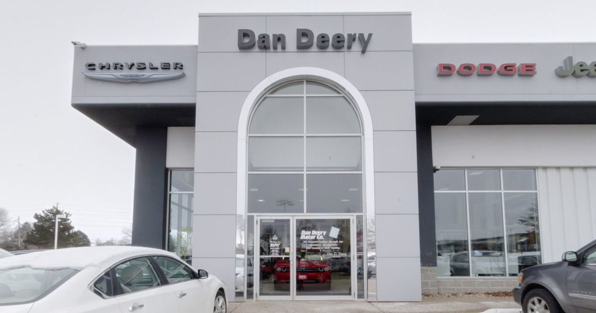 Dan Deery CDJR Virtual Tour