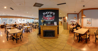 Daves Downtown Restaurant