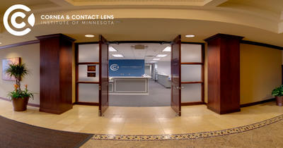 Cornea and Contact Lens Institute Virtual Tour